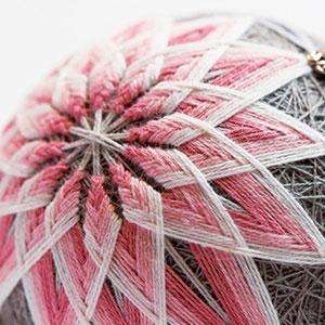 重陽の節句飾り 菊のてまり