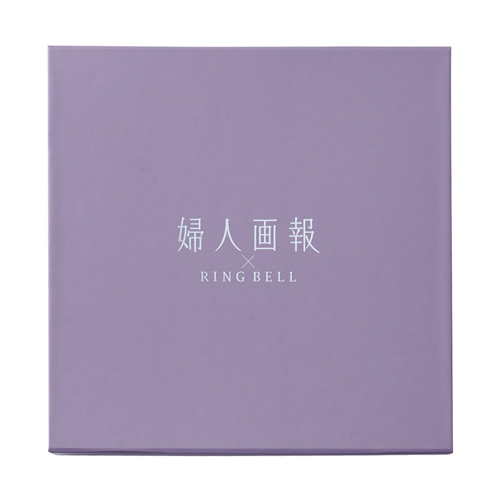 半年定期購読6冊&婦人画報×RING BELLのカタログギフト「麻の葉」
