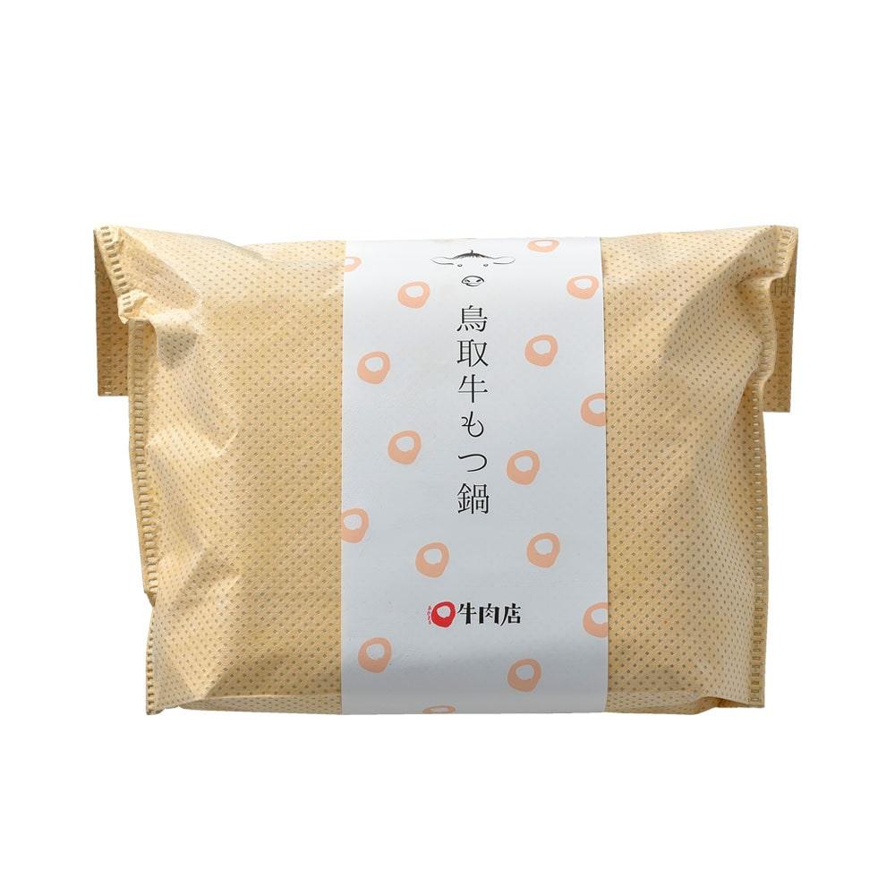 鳥取県産牛もつ鍋セット みそ味 2〜3人前