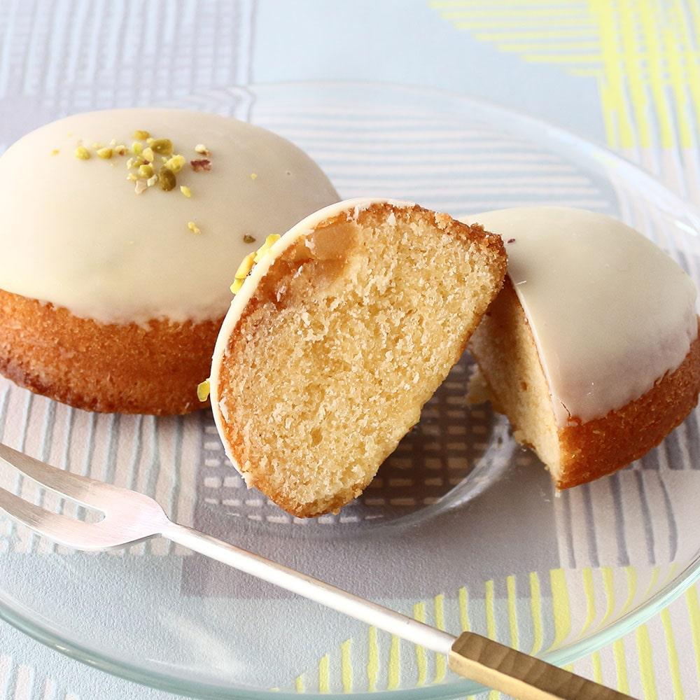 レモン好きのためのレモンケーキ 6個入り