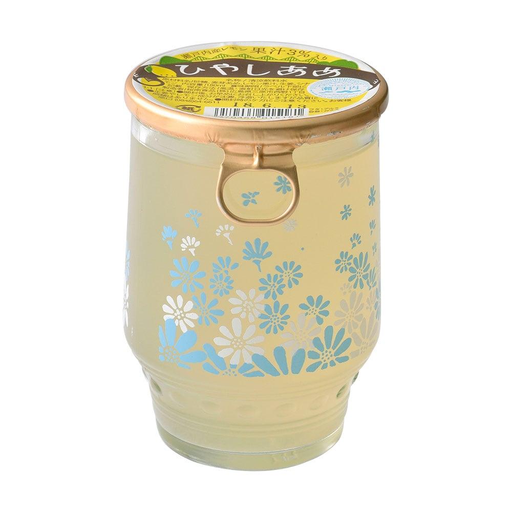 瀬戸内産レモン果汁入り 冷やしあめ 15本入り