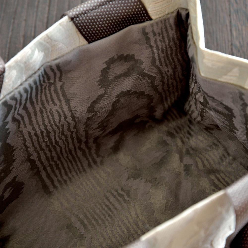 嘉門工藝の軽量トートバッグ