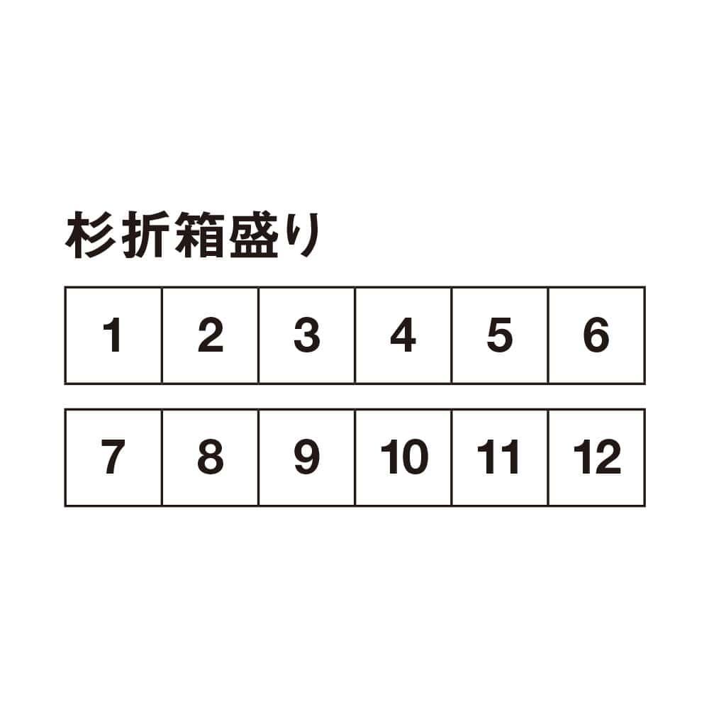 竹筒・杉折箱おせち(約4〜5人前)