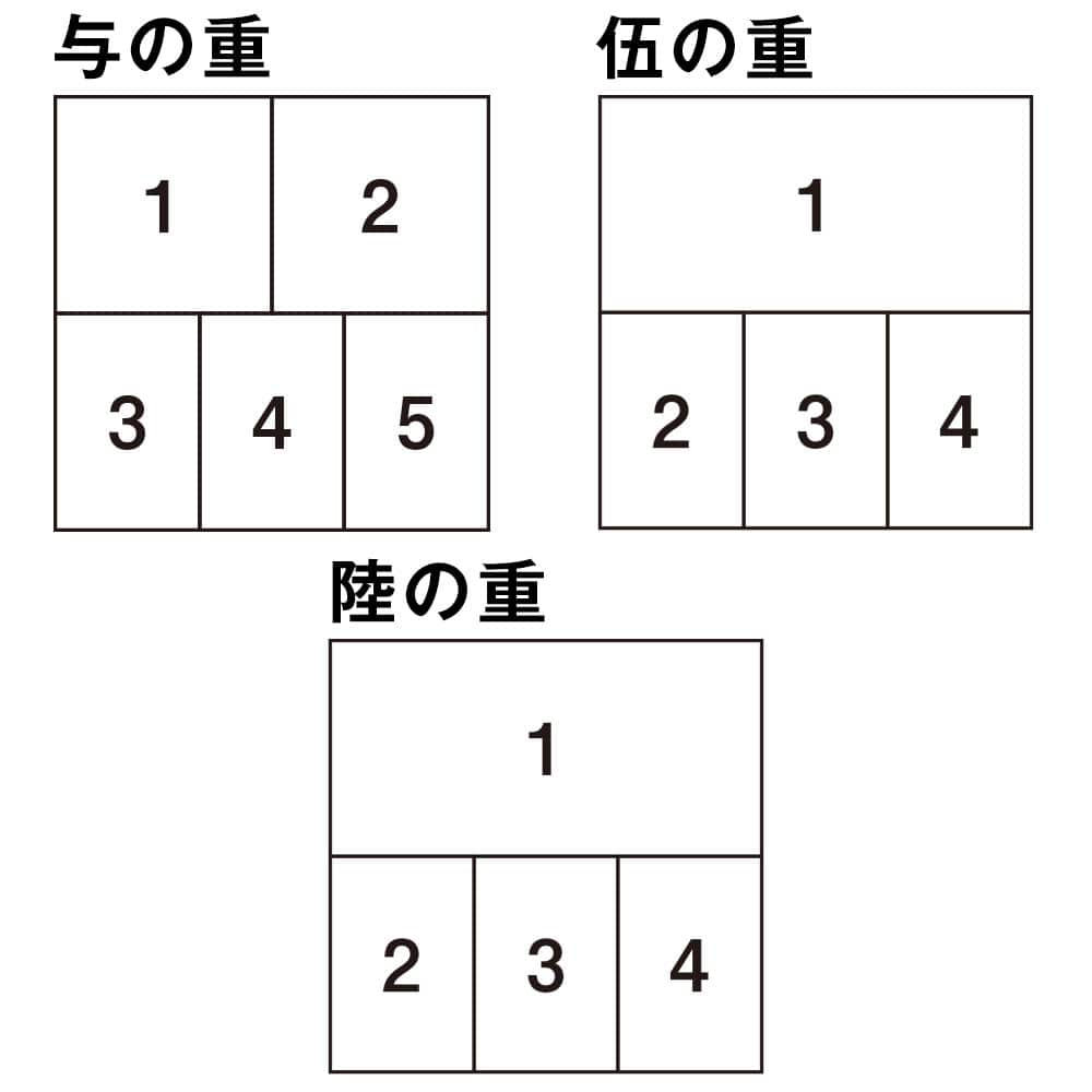 婦人画報のおせち 和・洋八段重(5〜6人前)