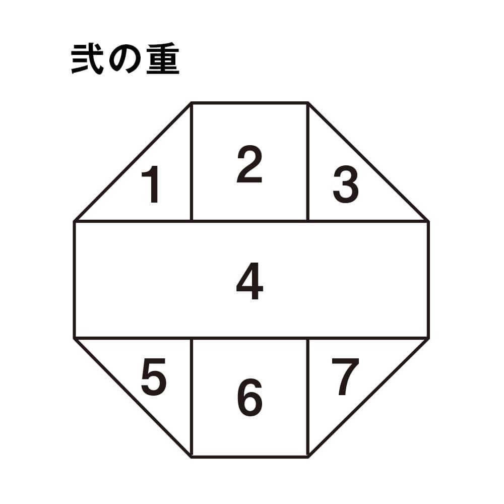 特選おせち 八角三段重(4人前)