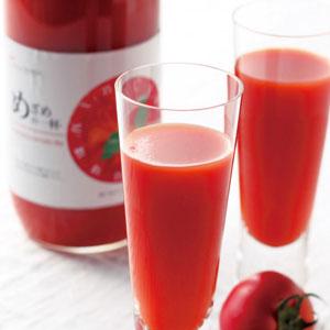 めざめの一杯トマトジュース