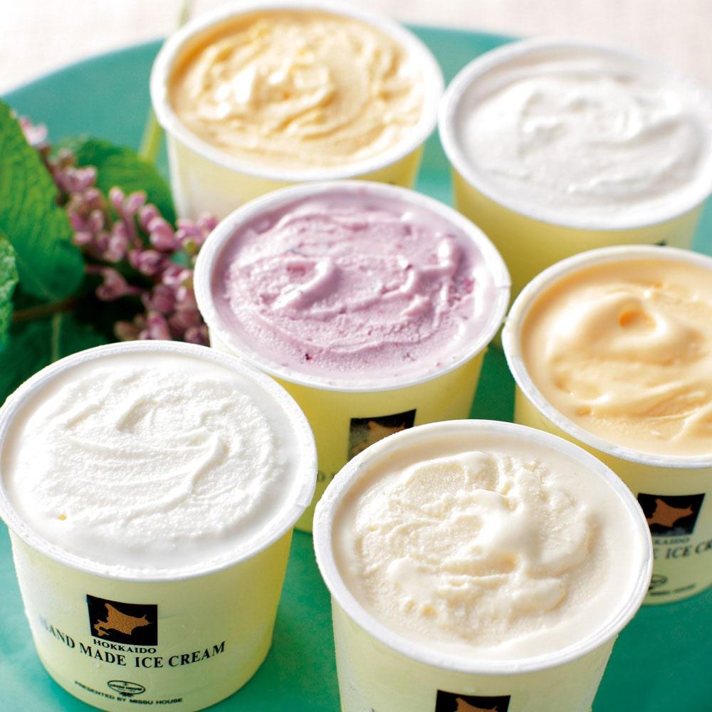 アイスクリーム詰め合わせ