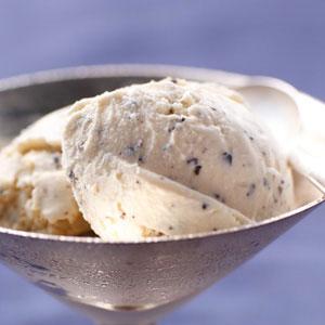 トリュフのアイスクリーム