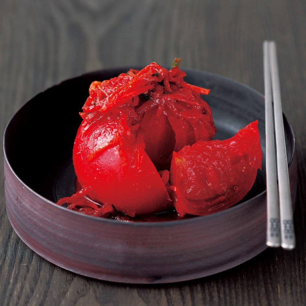 丸ごとトマトキムチ