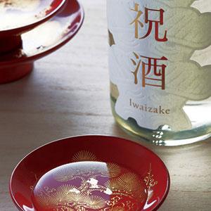 金箔入 祝酒松 純米吟醸酒