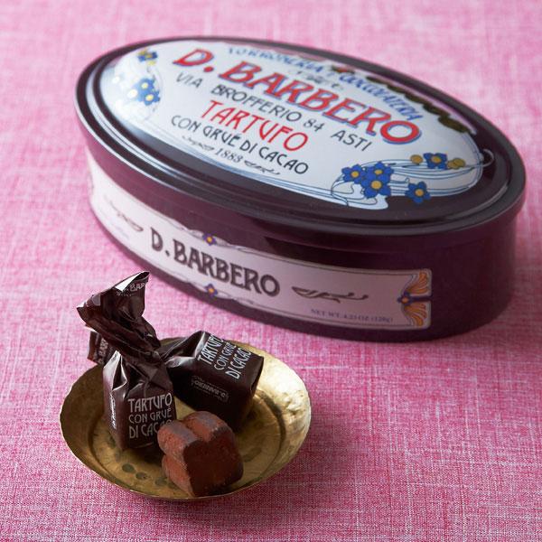トリュフチョコレート カカオ