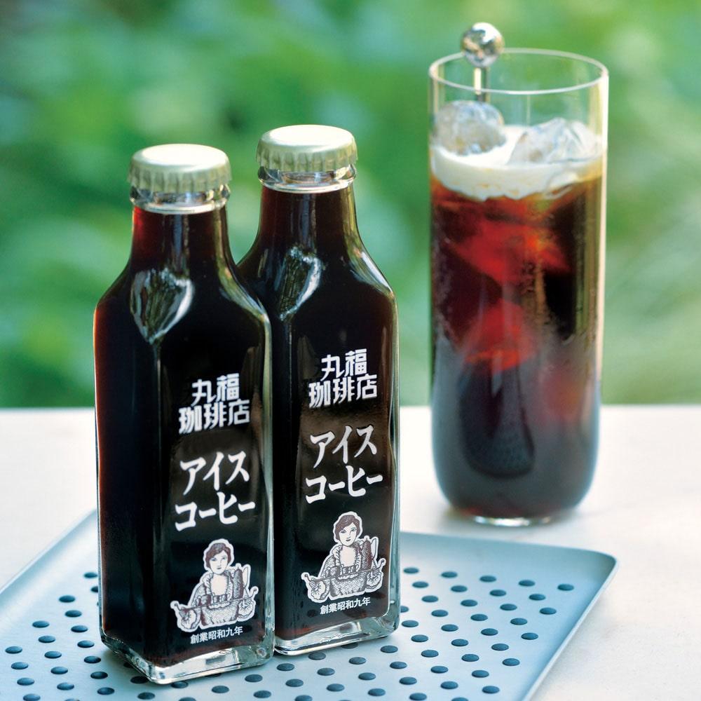 丸福珈琲店 瓶詰アイスコーヒー6本入(加糖)
