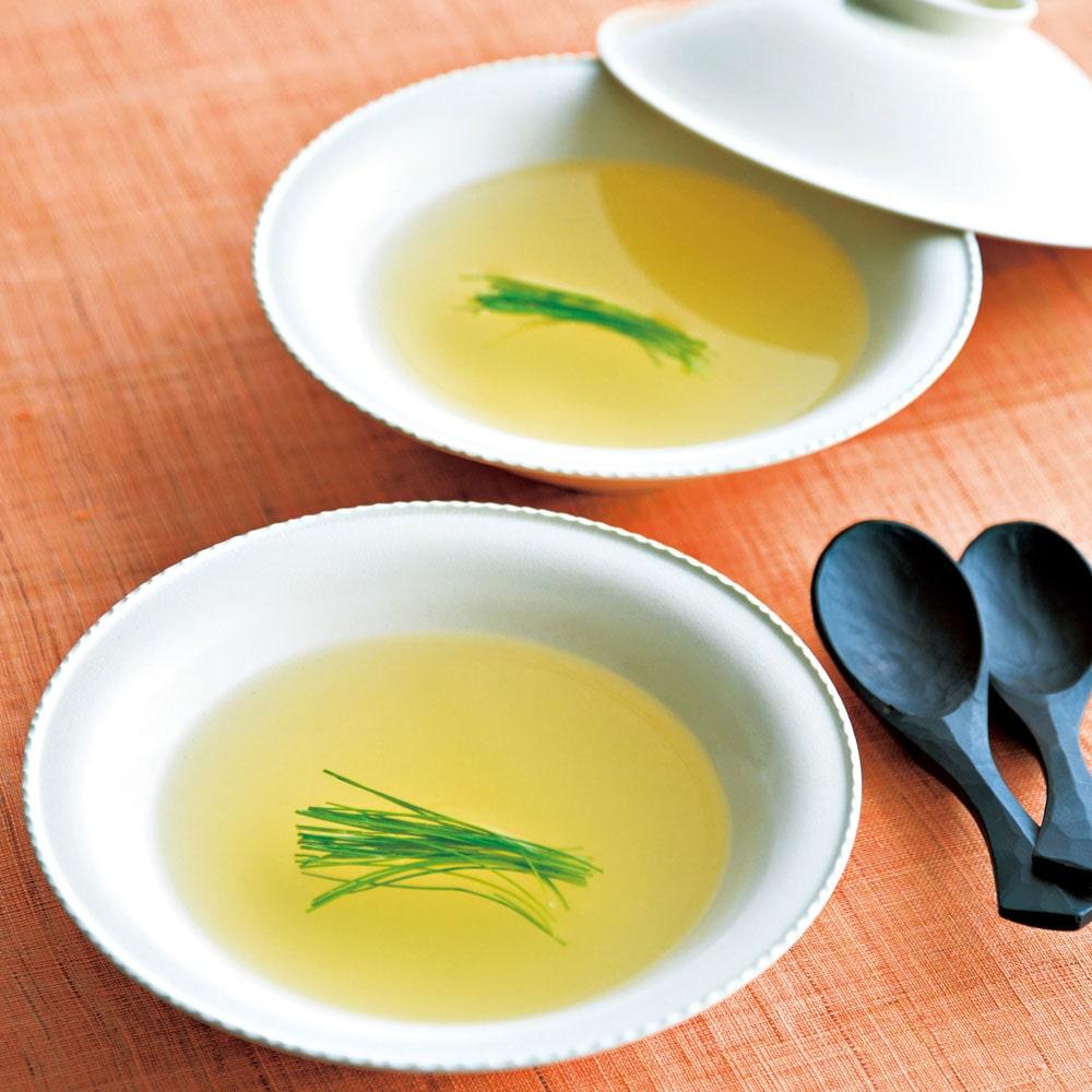 院の宴スッポンスープ