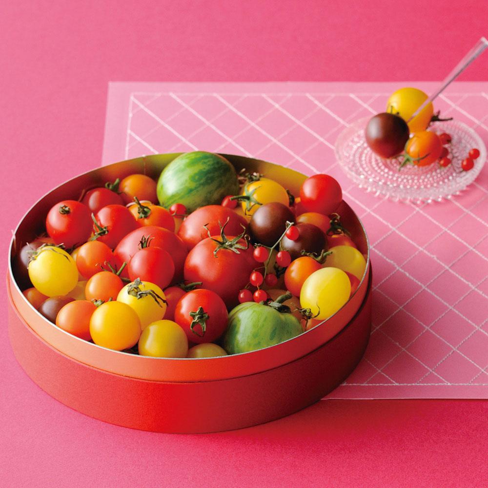 セレブ・デ・トマト トマトの宝石箱