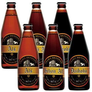 オリジナル地ビール 博多ドラフト3種6本セット