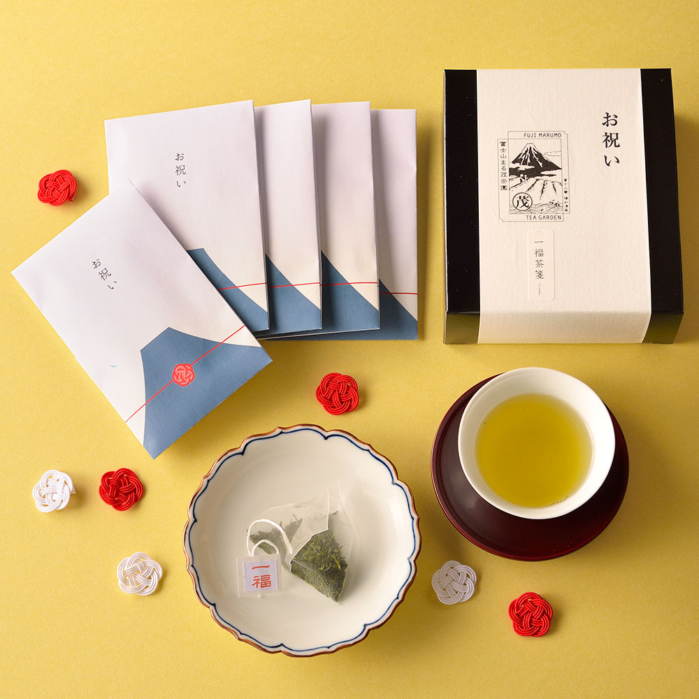 一福茶箋(いっぷくちゃせん)お祝い 5袋入り