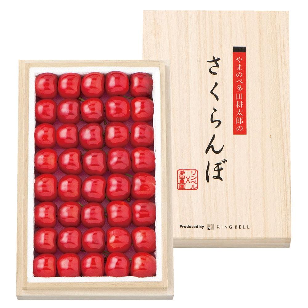 [多田農園×RING BELL]紅姫2L 400g(桐箱詰)