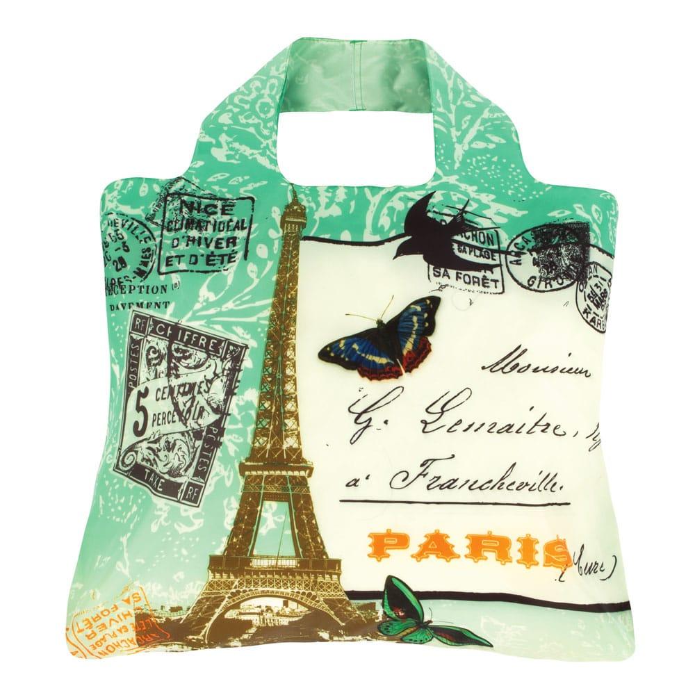 【ギフト用】エコバッグ Travel Bag Paris