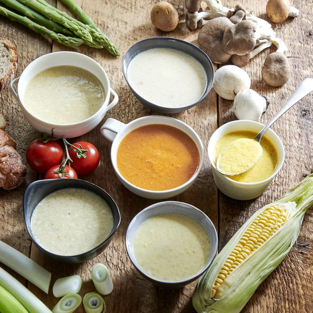 スープ・スムージー6種セット