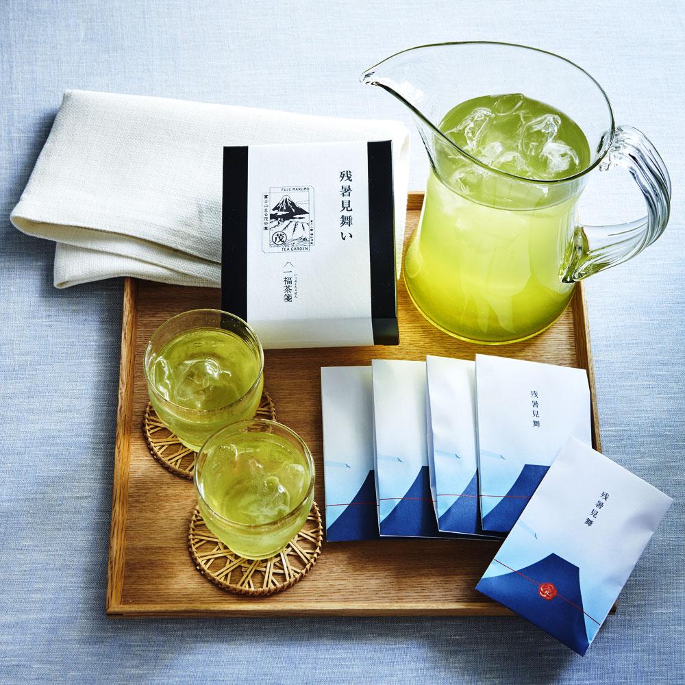 一福茶箋 冷茶(残暑見舞い)5袋入り