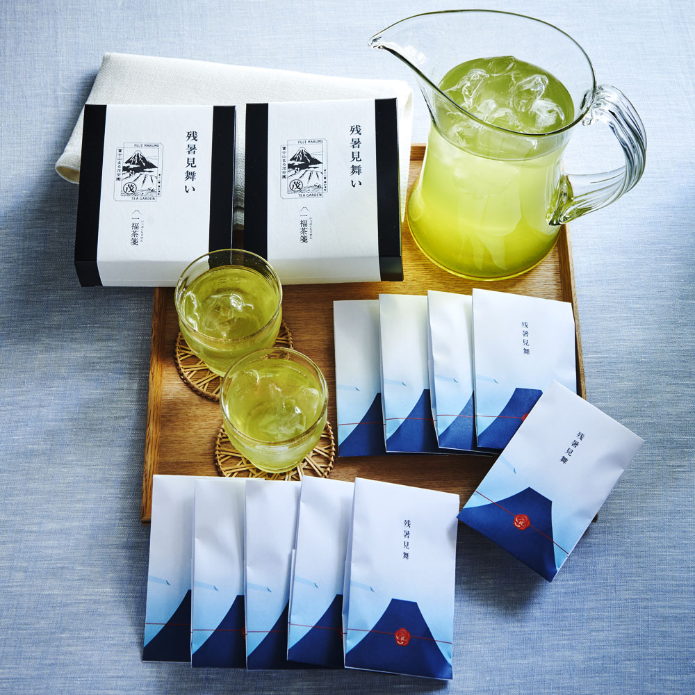 一福茶箋 冷茶(残暑見舞い)10袋入り