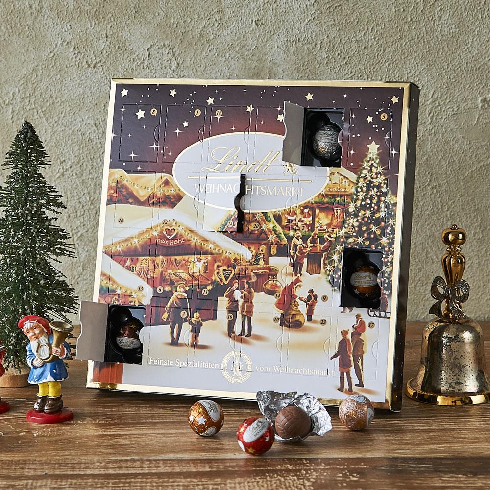 アドベントカレンダー クリスマスマーケット