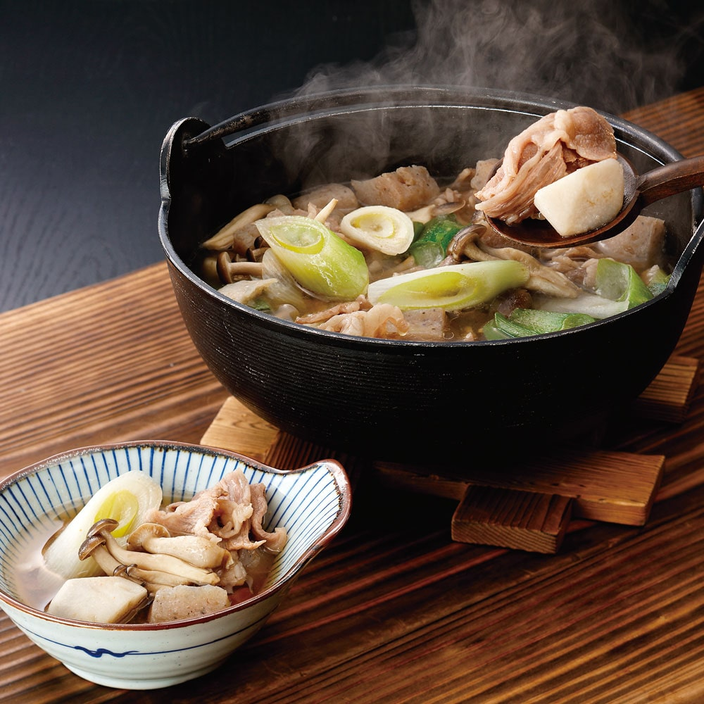 山形芋煮鍋セット(6人前)
