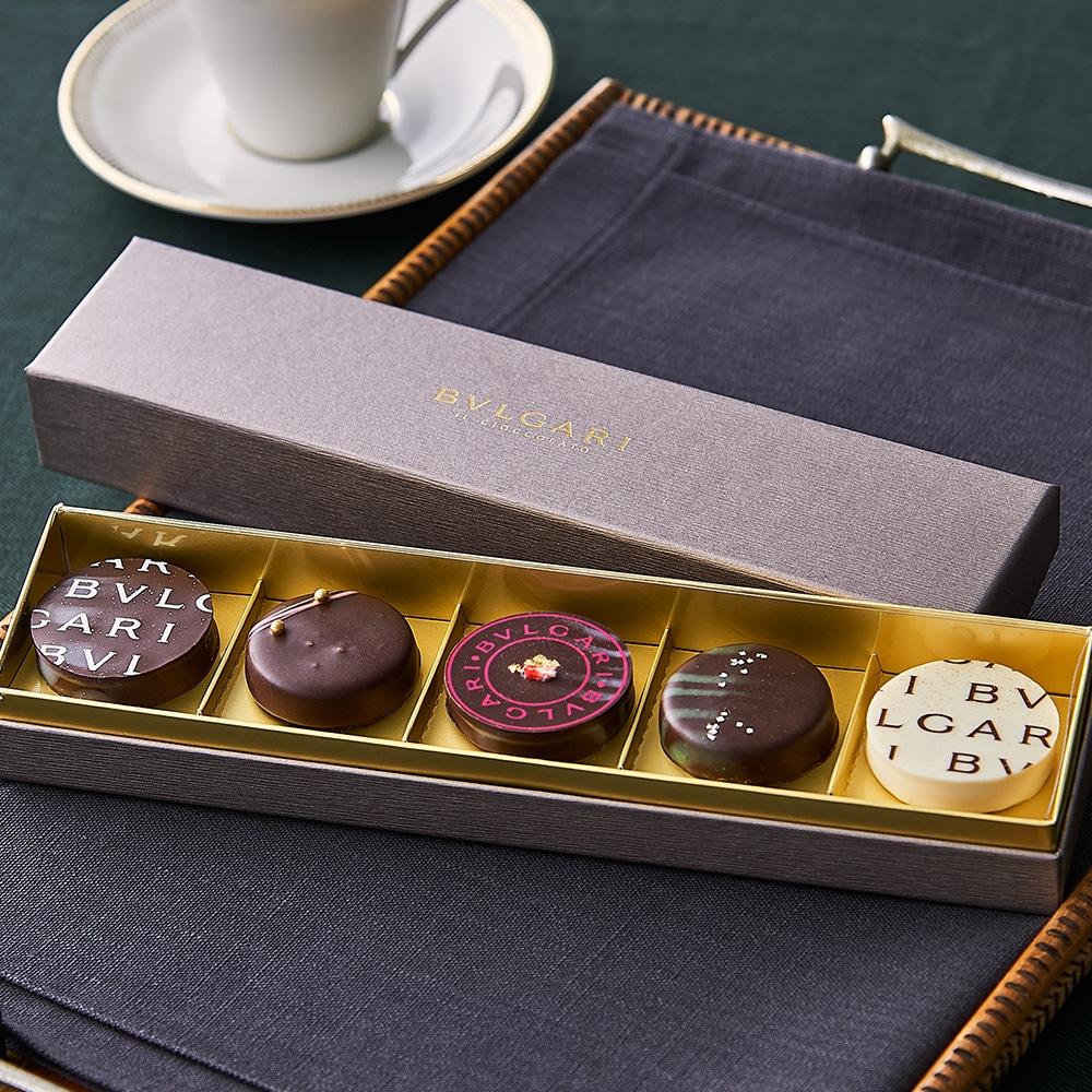 チョコレート・ジェムズ 5個入(ホワイトデーお届け専用)