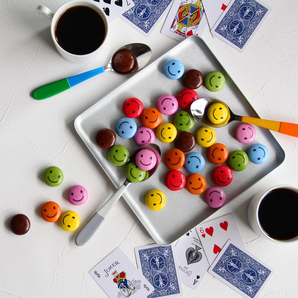 プリントマーブルチョコレート 64個入