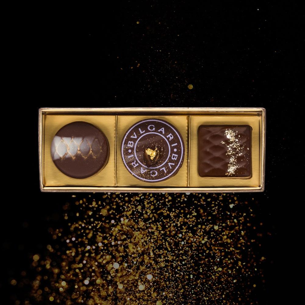チョコレート・ジェムズ 3個入り