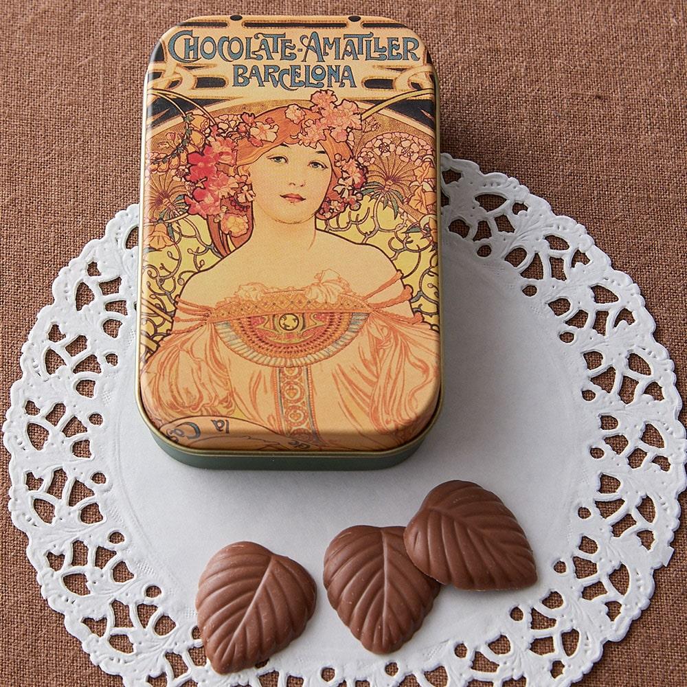 リーフチョコレート大缶「夢想」