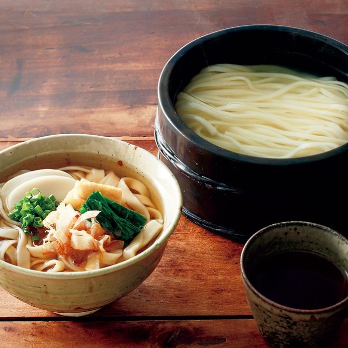 愛知県 名古屋よしだ麺半生麺セット