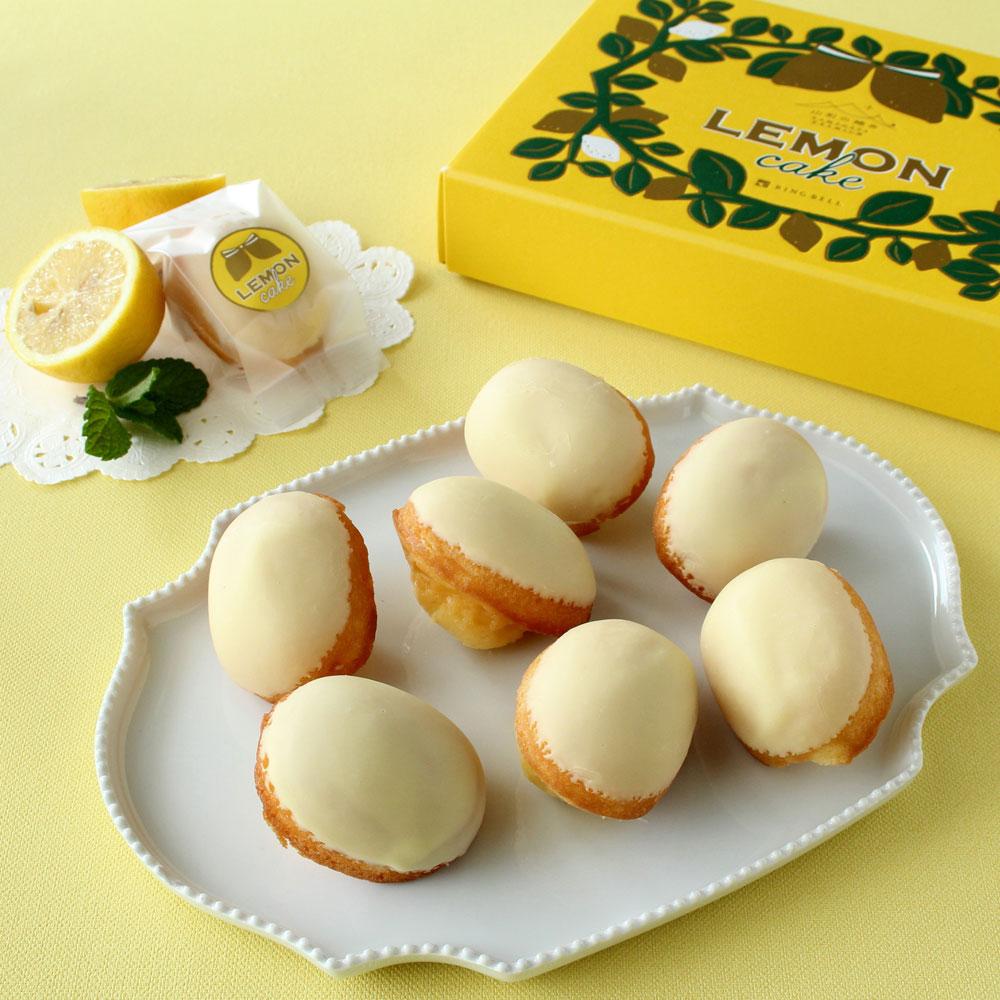 レモンケーキ 8個入り