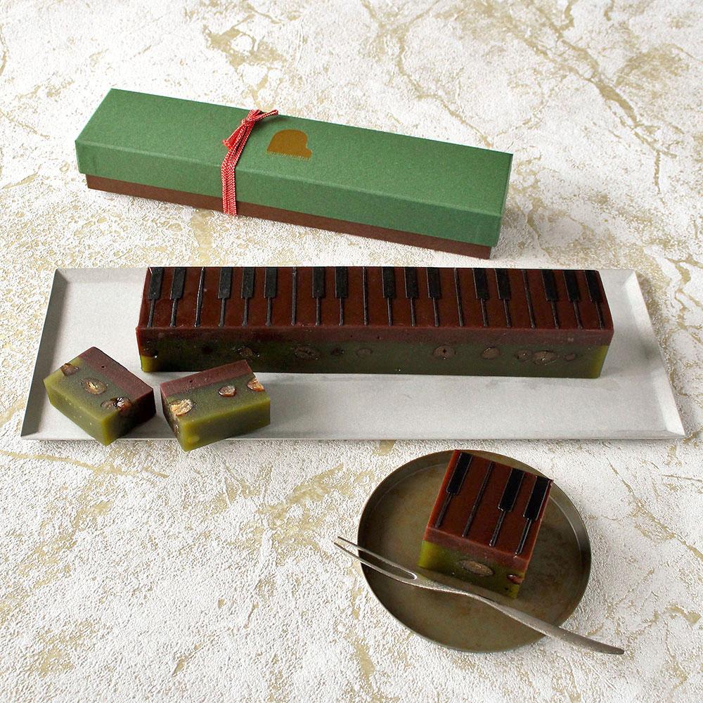 ジャズ羊羹 抹茶chocolat