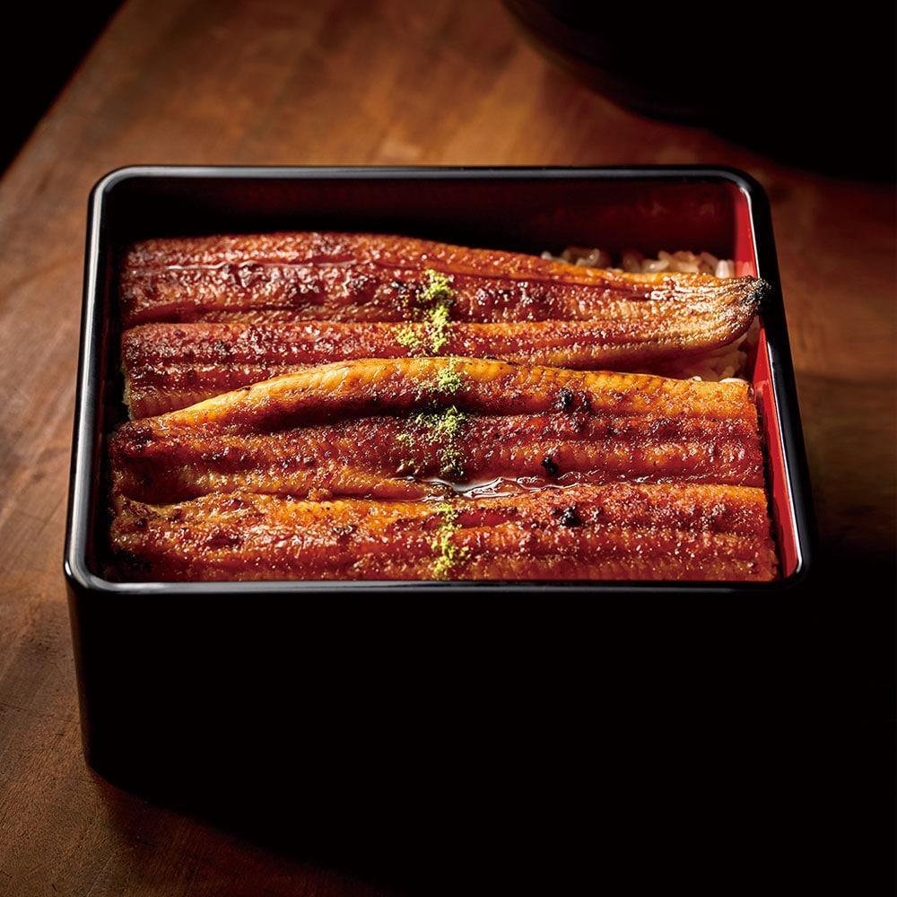 日本うなぎの長焼き