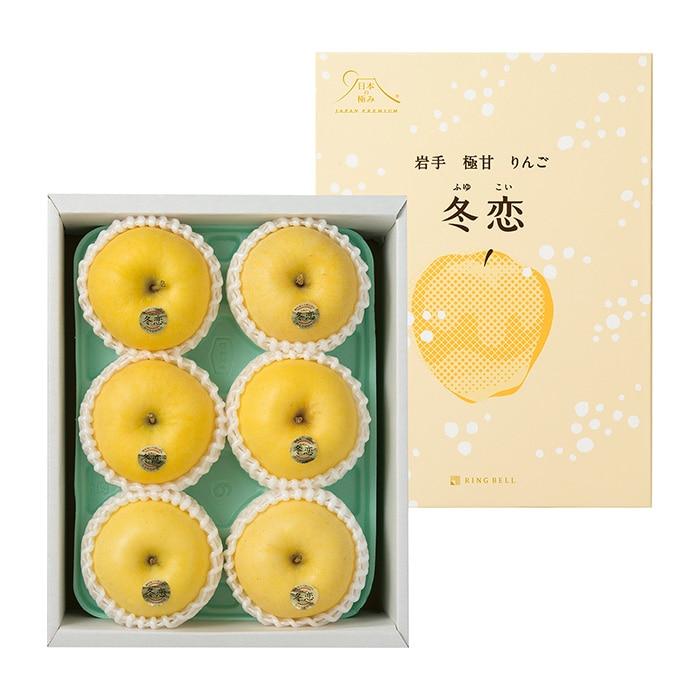 岩手県産 冬恋りんご 極甘 2kg