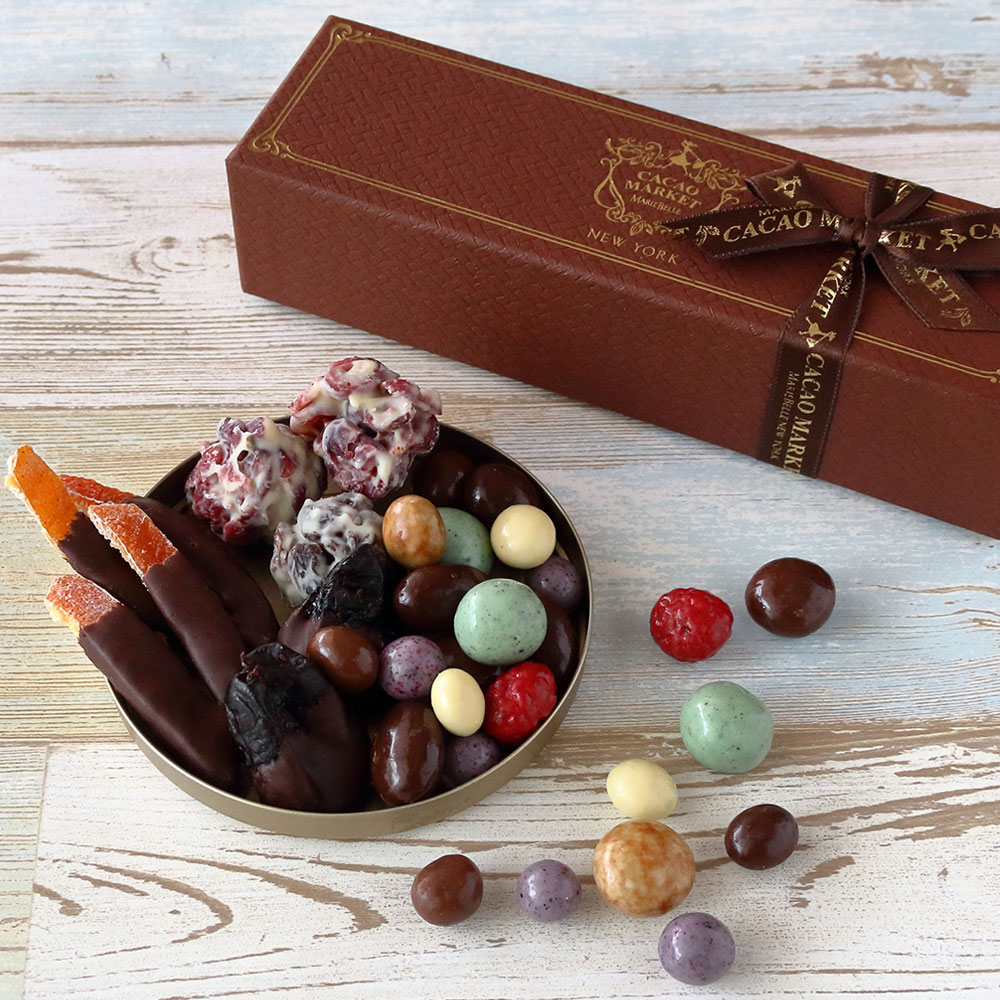 フルーツディップ&チョコレートボールアソートSボックス