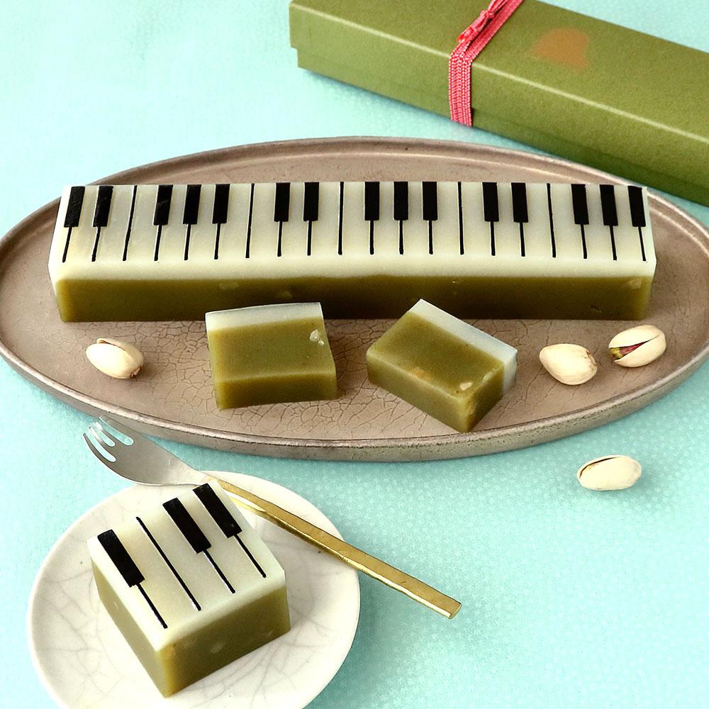 ジャズ羊羹 pistachio