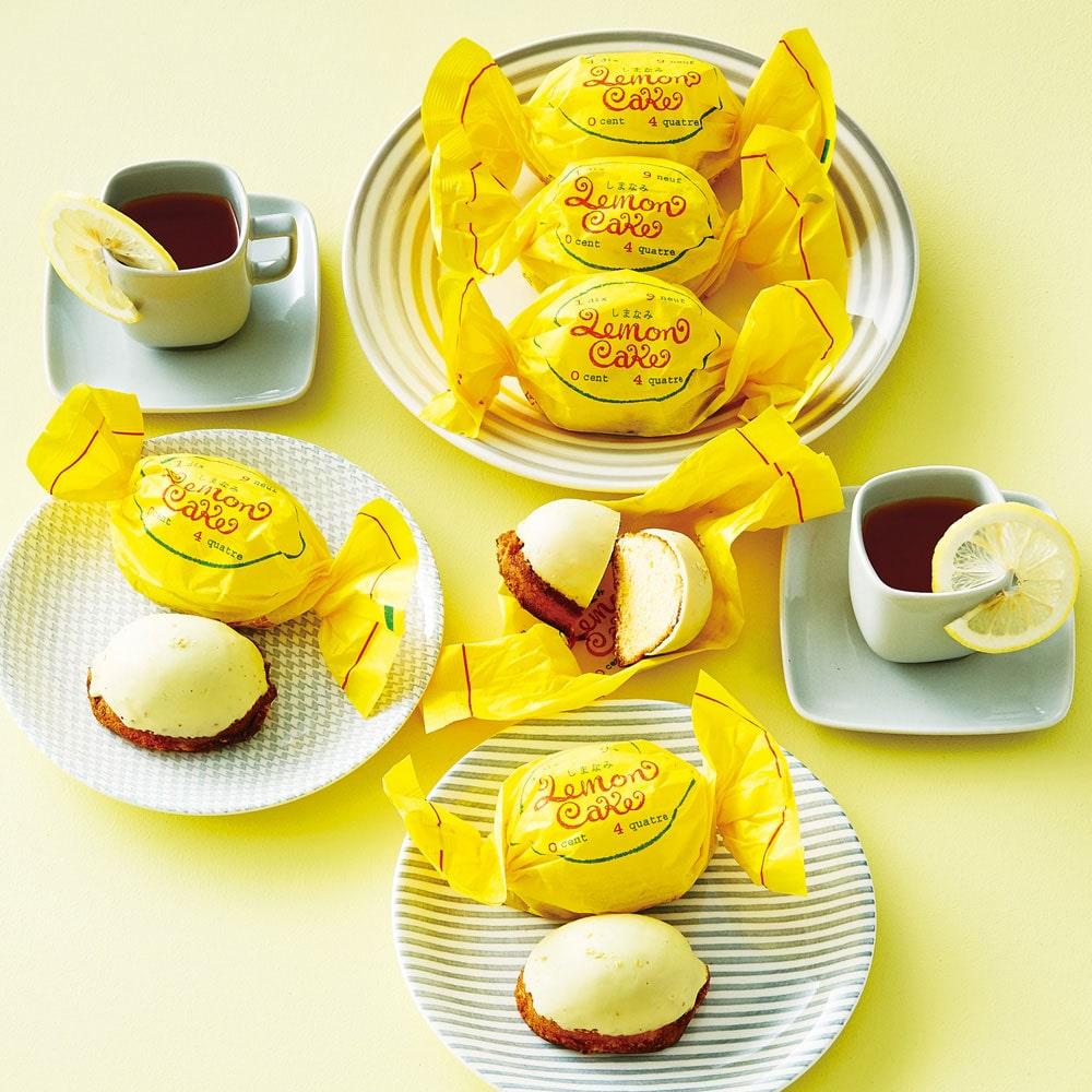 しまなみレモンケーキ 10個