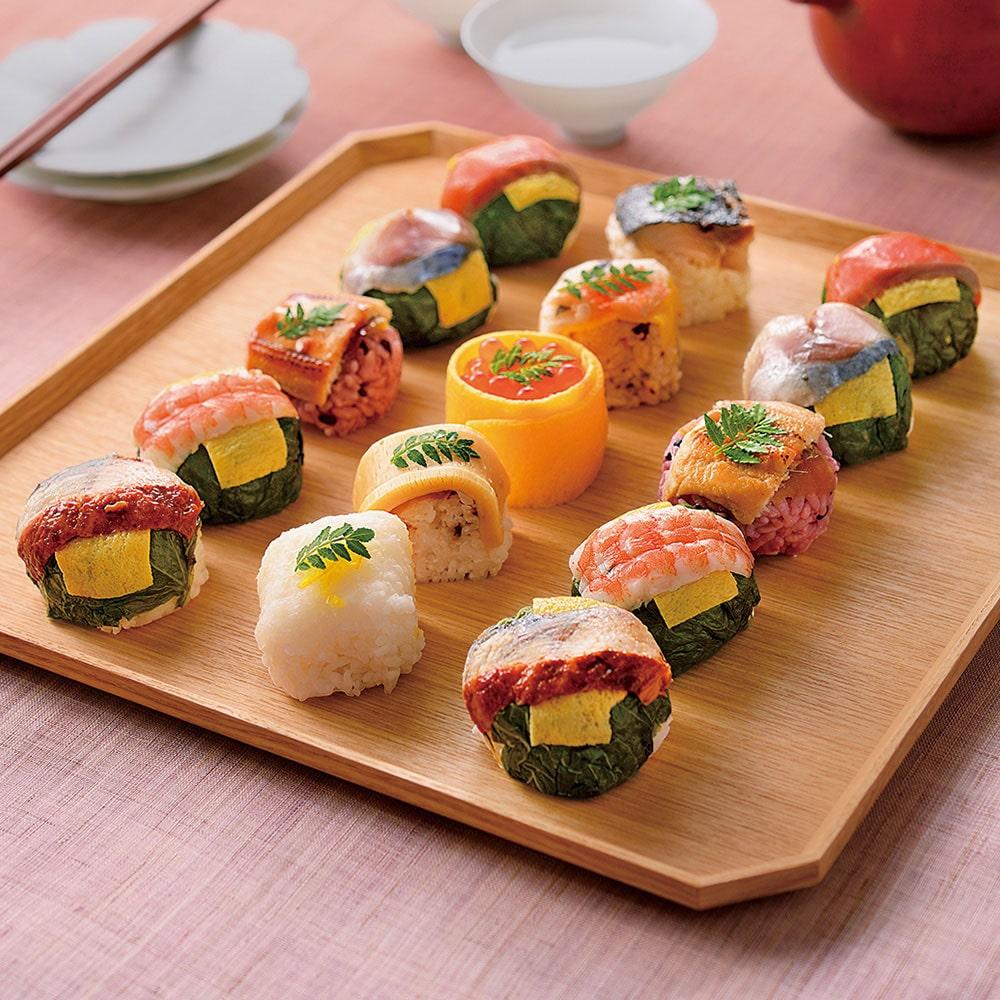 てまり寿司 10種15個入り