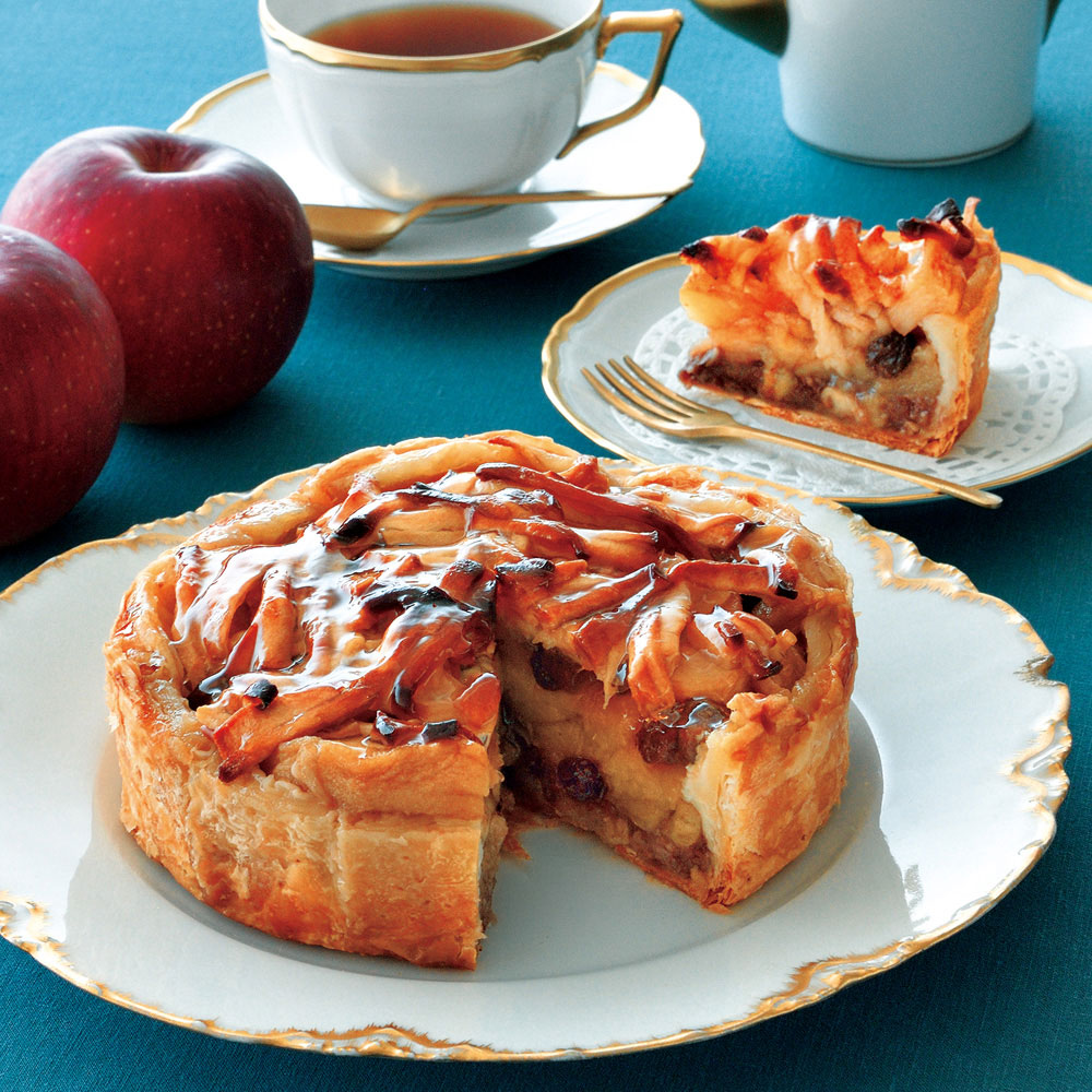 魅惑のりんごパイ