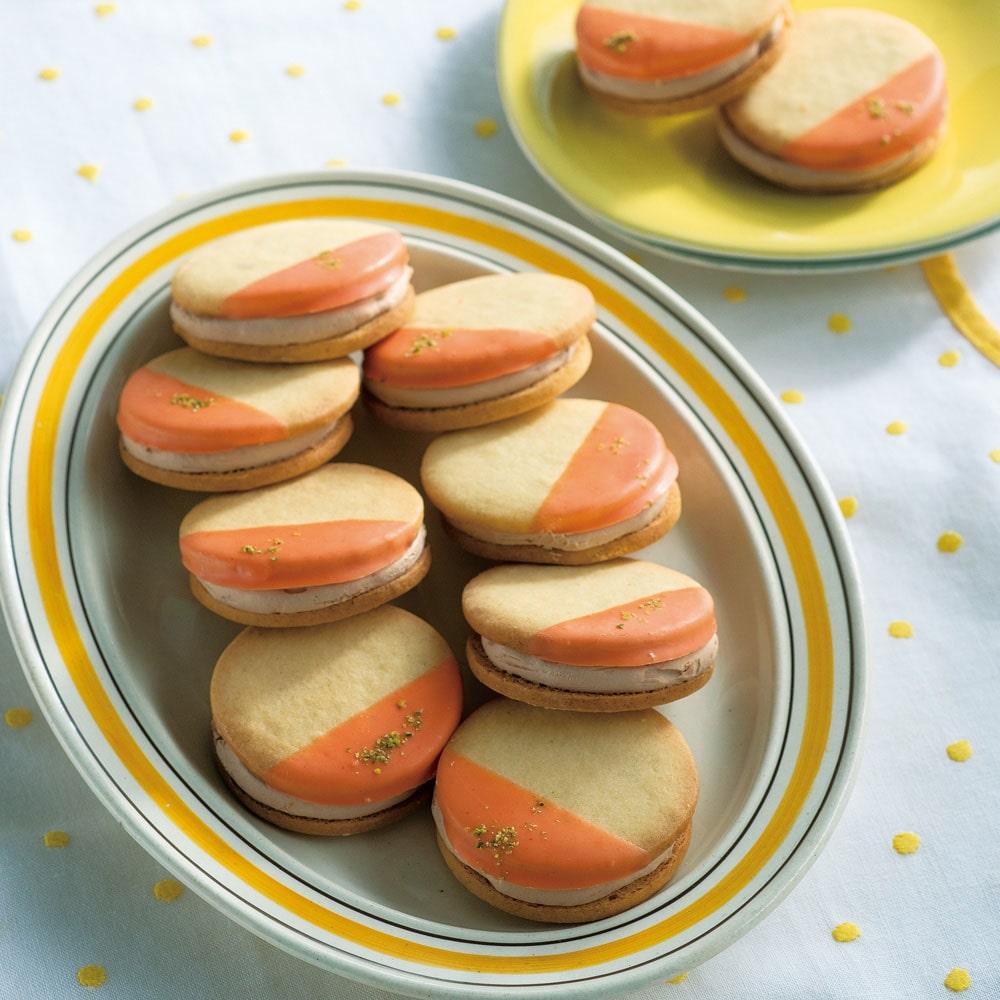 島オレンジと日向夏のミルクチョコクッキー 10枚入り