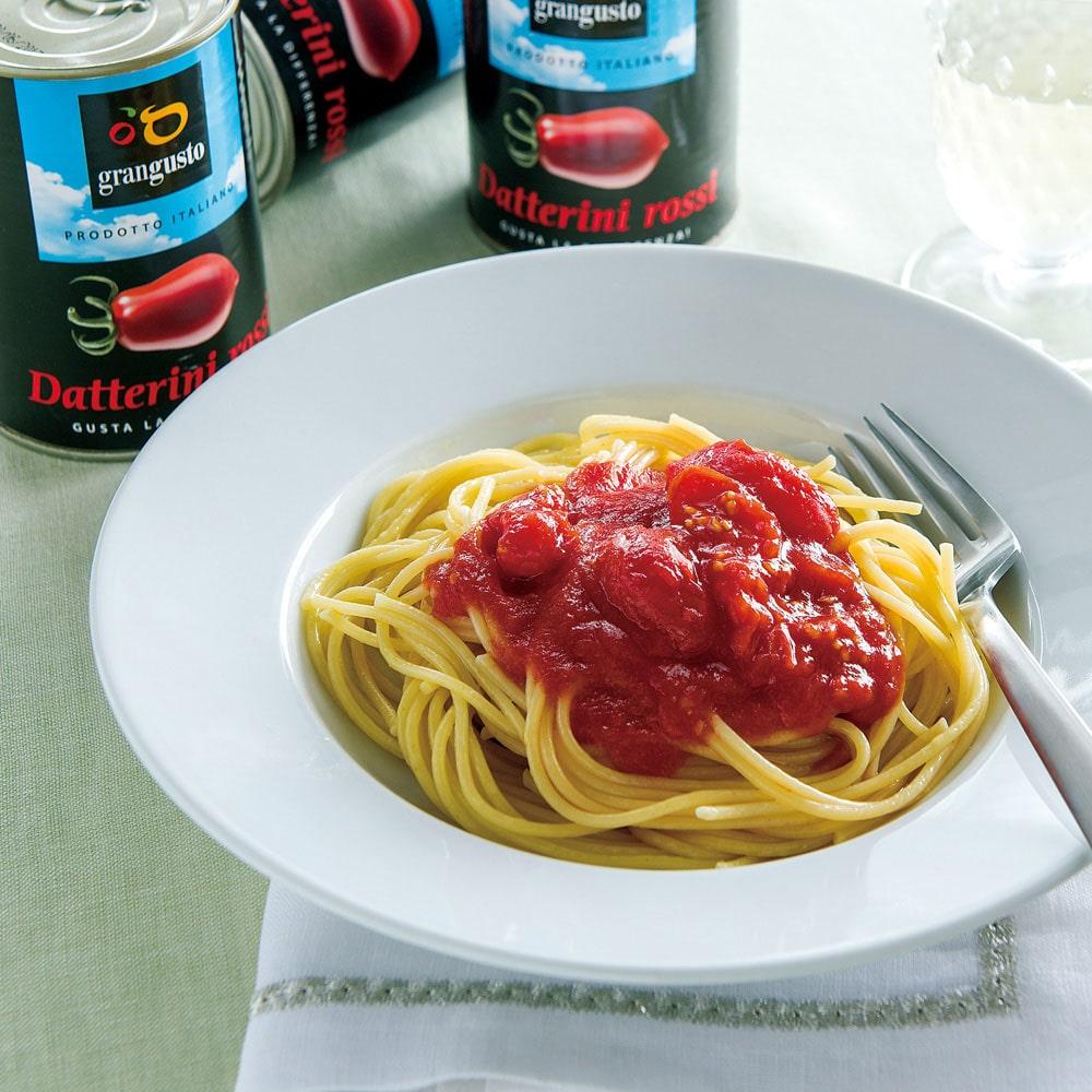ダッテリーノ「究極に甘い」トマト缶 6缶入り