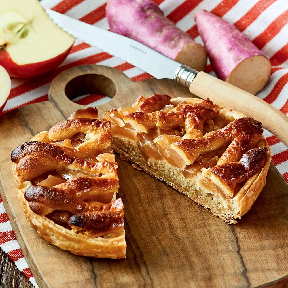 香西農園のおいもと紅玉りんごのパイ 2個セット