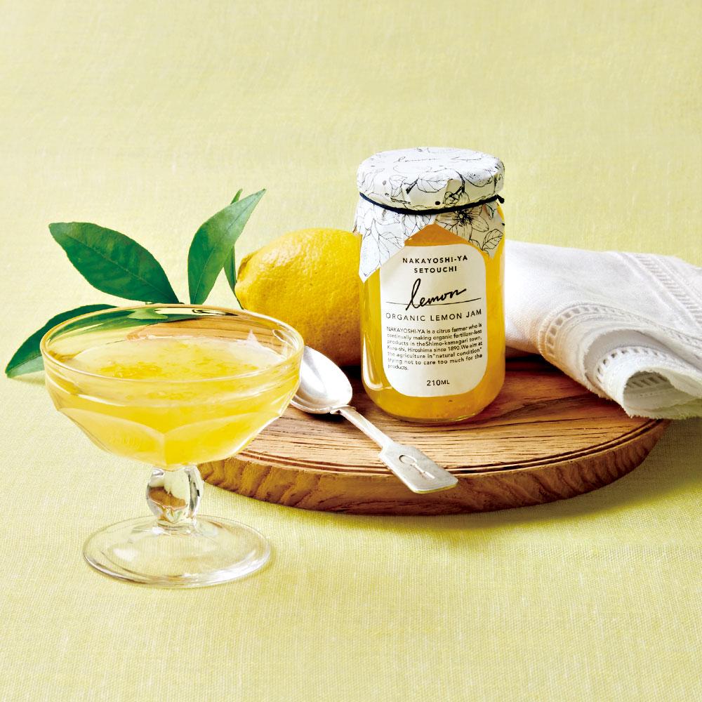 オーガニックレモンジャム