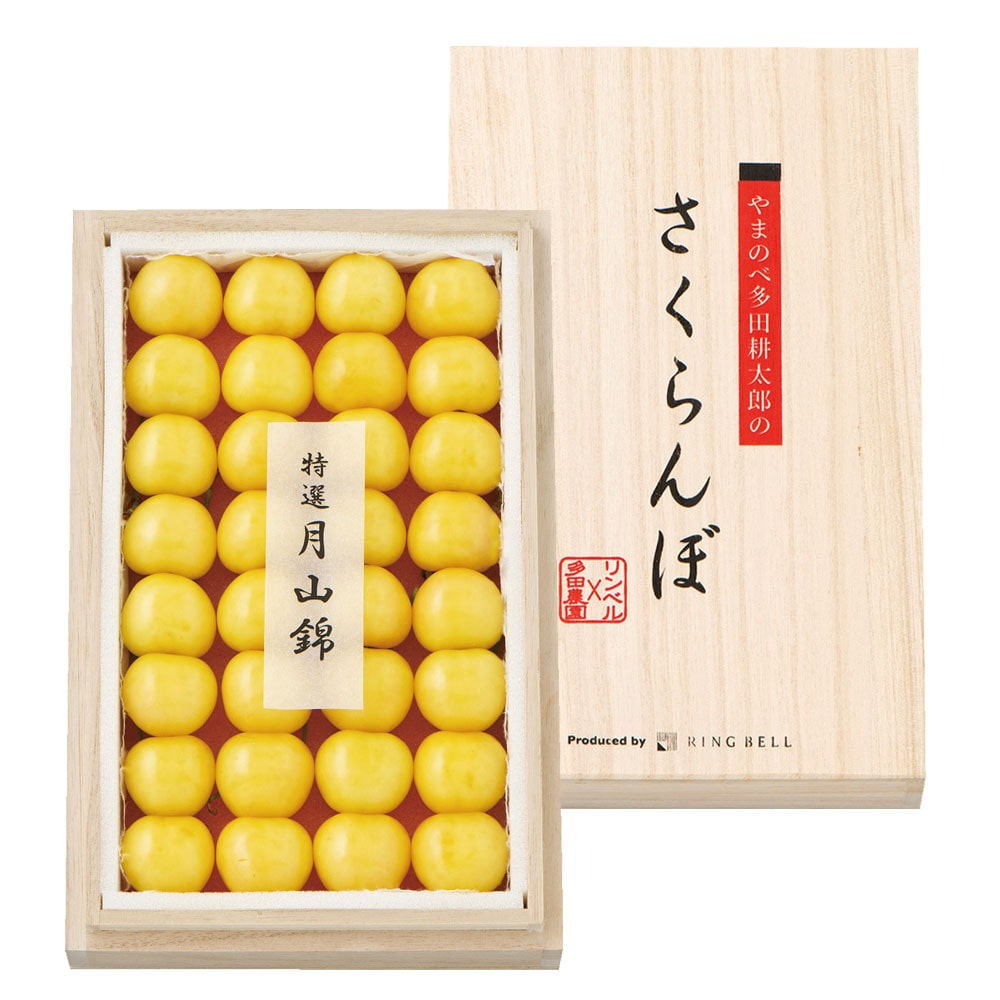 [多田農園]月山錦3L 400g(桐箱詰)