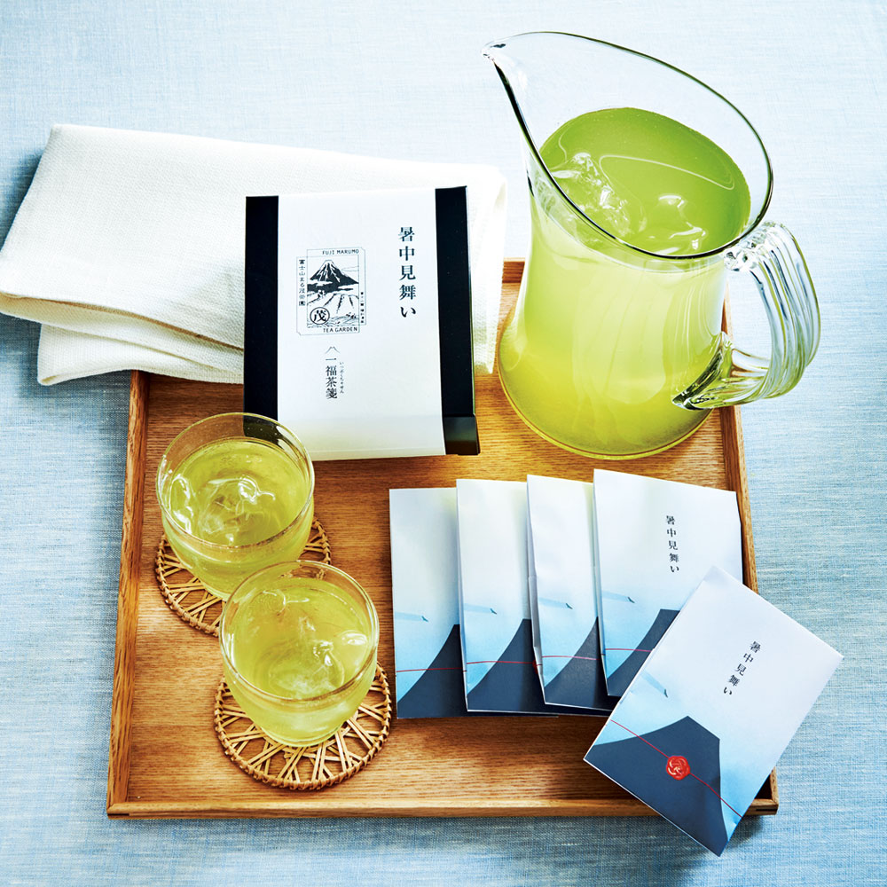 一福茶箋 冷茶(暑中見舞い)10袋入り