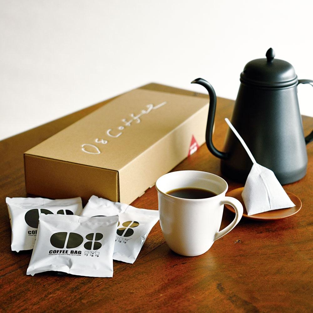 08COFFEE コーヒーバッグ 15個セット