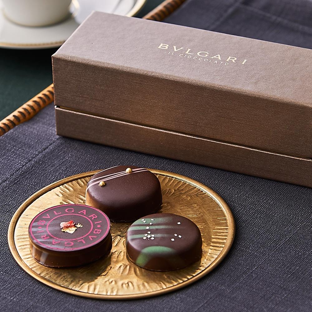 チョコレート・ジェムズ 3個入