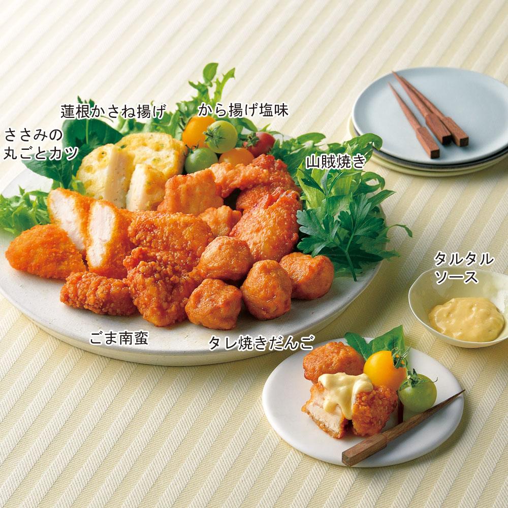 赤鶏の人気惣菜セット 6種入り